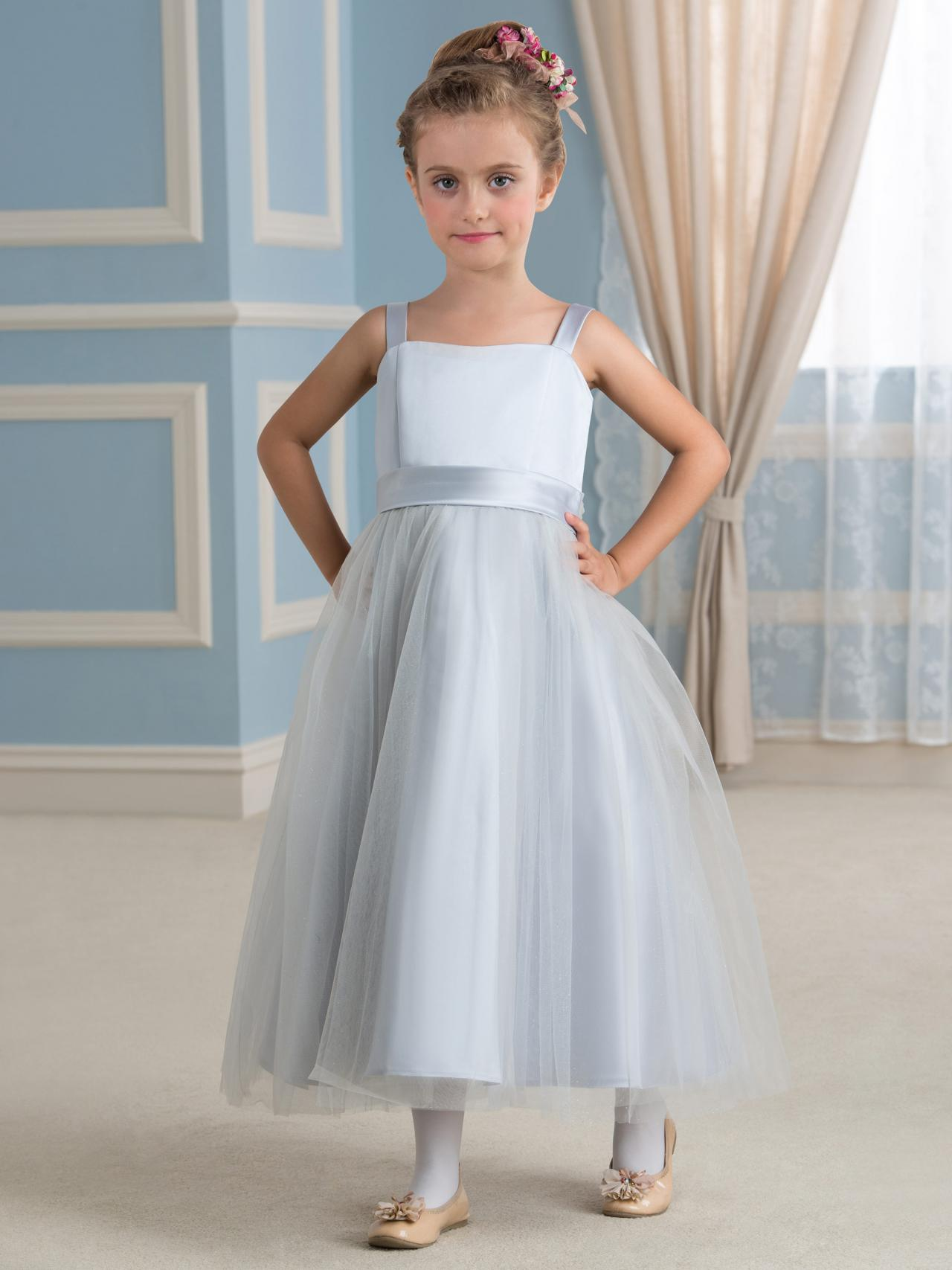 Cute Little Girl Dress ,Princess Girl Dress , Flower Girl Dresses ...